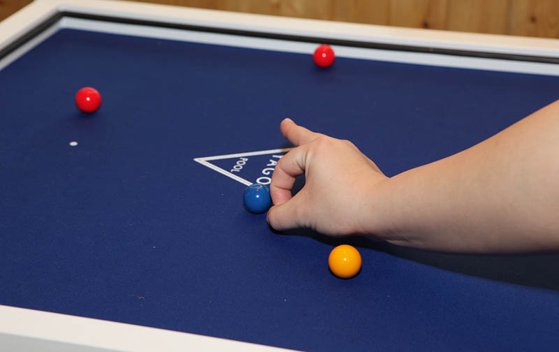 Yagopool - finger billiards