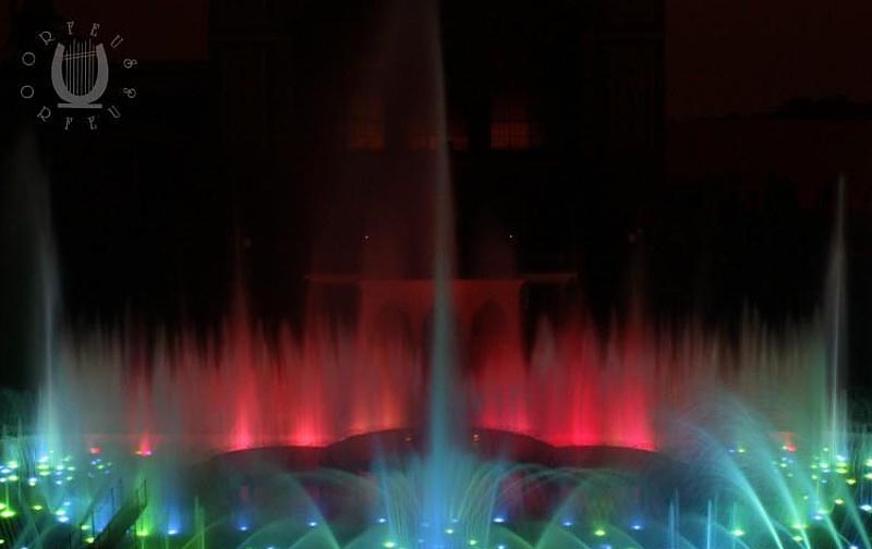 68 - Křižíkova Fountain - a beautiful combination of music and colors (27 km)