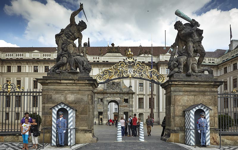 2 - Prague Castle - the main monument of Prague (22 km)